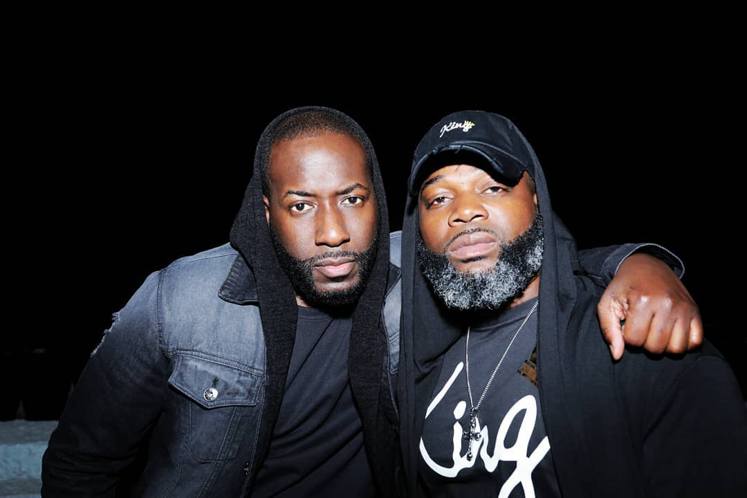 Rappers Sam Fortune & King David My Prayer Set